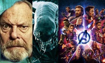 Terry Gilliam Alien Marvel