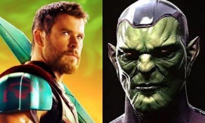 Thor Skrull MCU Marvel Theory