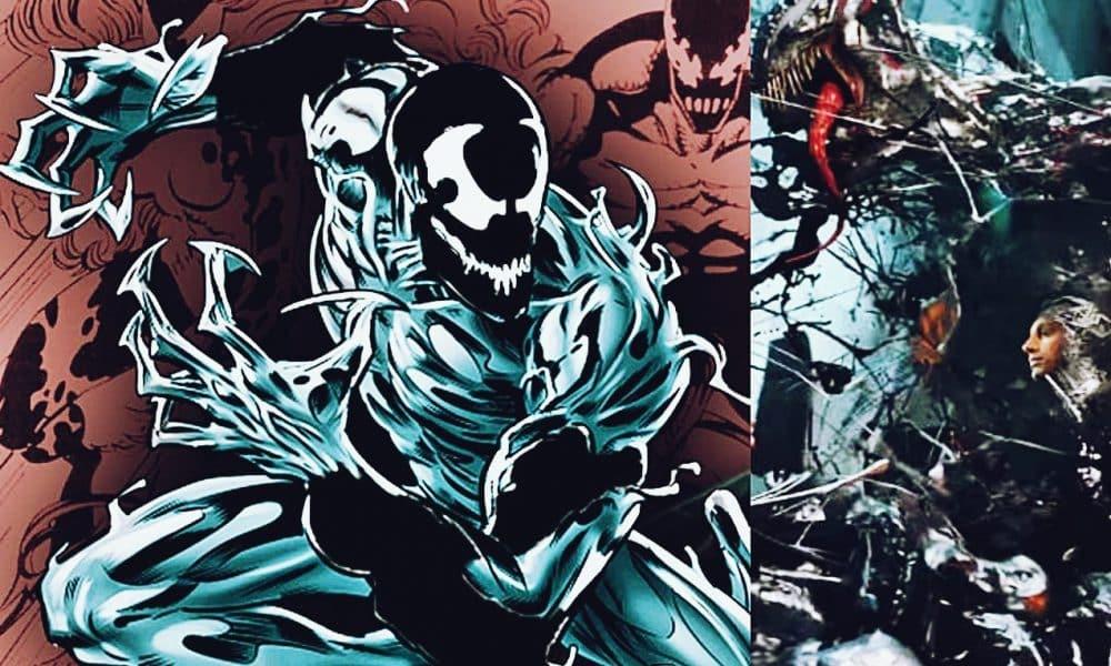 First Look At RIOT Symbiote In 'Venom' Movie Revealed