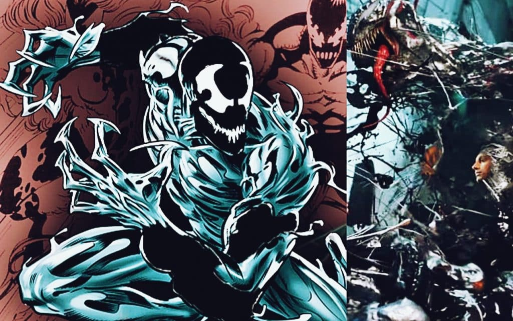 Venom Movie Riot Smybiote