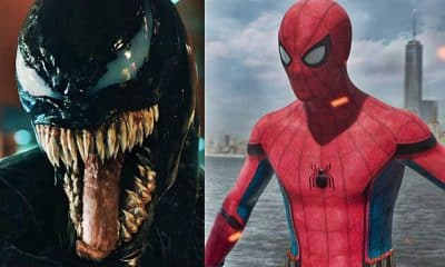 Venom Movie Spider-Man