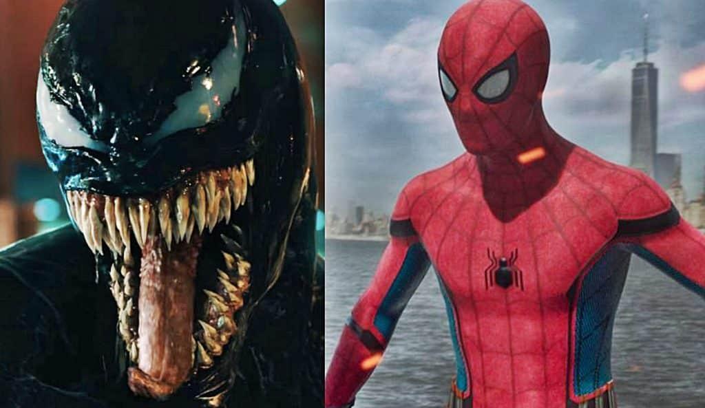 Venom Movie Spider-Man