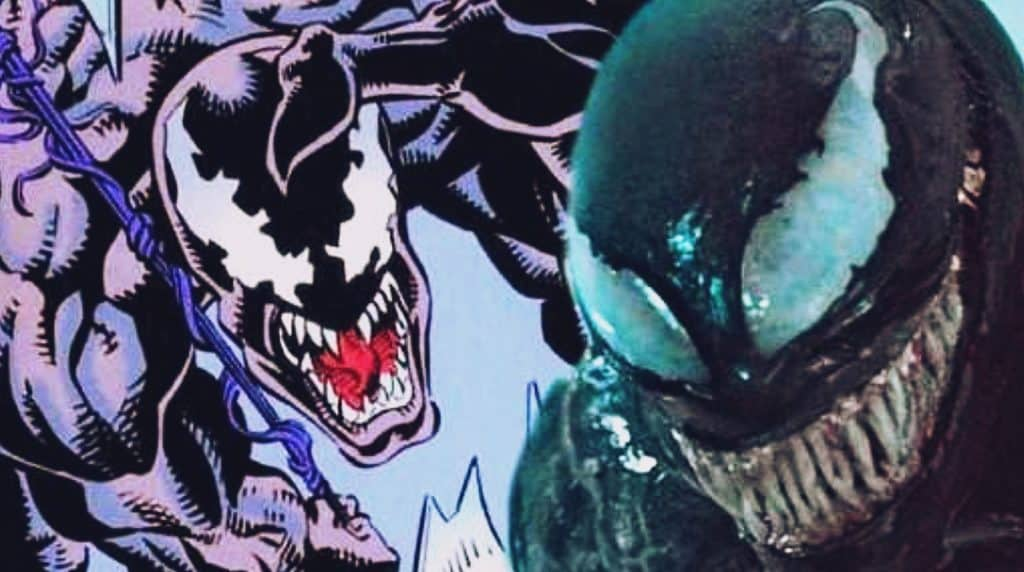 Venom Movie Villains