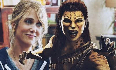 Wonder Woman 1984 Kristen Wiig Cheetah