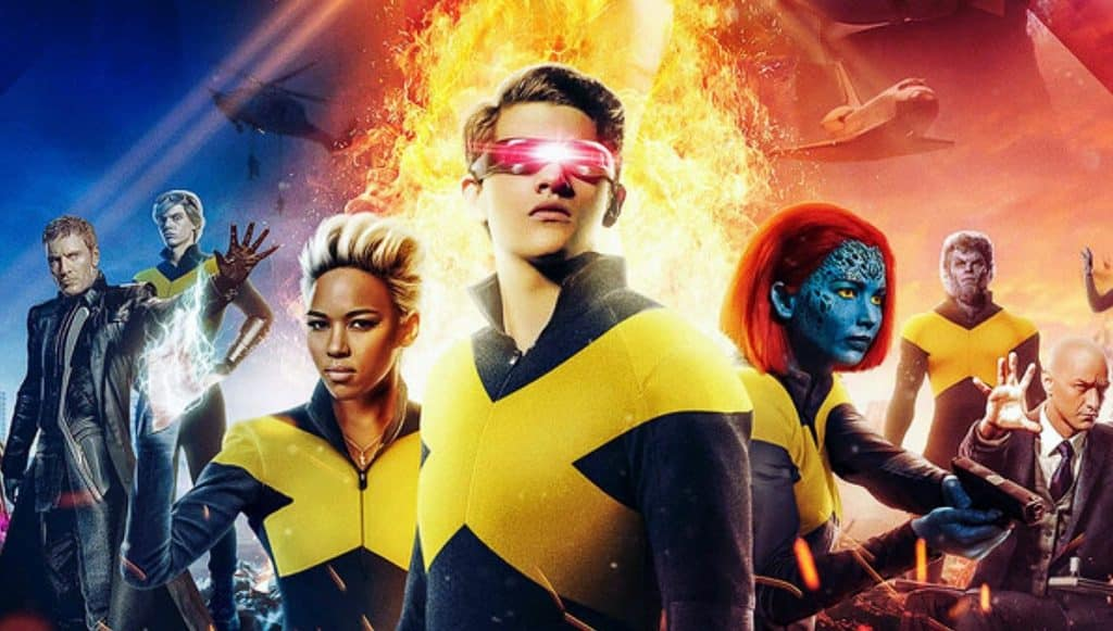 Cast of X-Men:Dark Phoenix