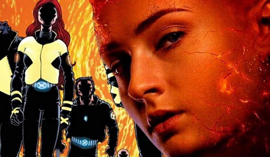 X-Men: Dark Phoenix Costumes
