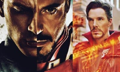 Avengers 4 Captain America Iron Man Doctor Strange