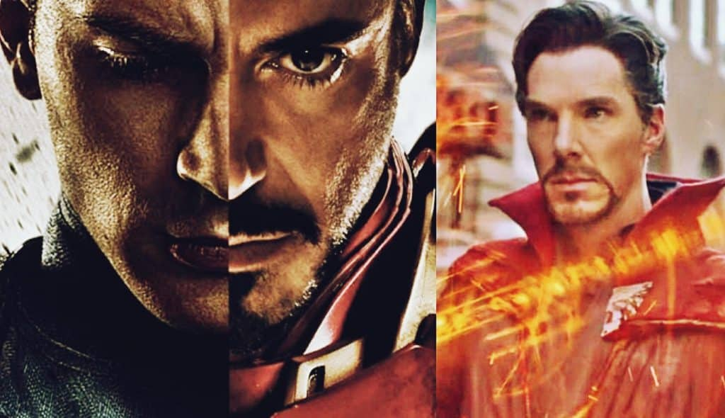 Avengers 4 Captain America Iron Man Doctor Strange