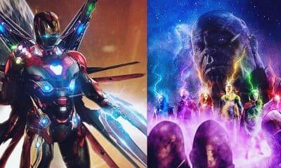 Avengers 4 Endgame Concept Trailer