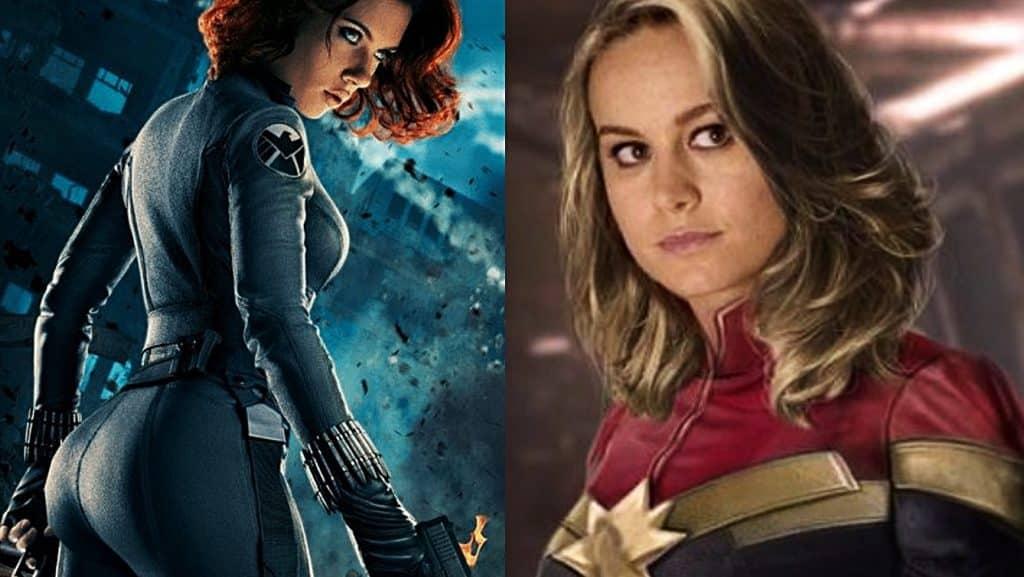 Avengers 4 Marvel Butt Double