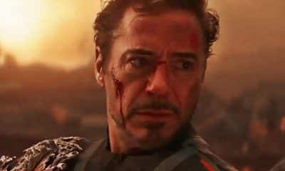 Avengers 4 Robert Downey Jr. MCU