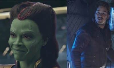 Avengers: Infinity War Deleted Scenes