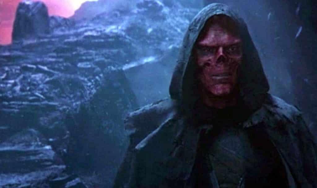 Avengers: Infinity War Red Skull MCU