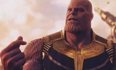 Avengers: Infinity War Thanos Snap