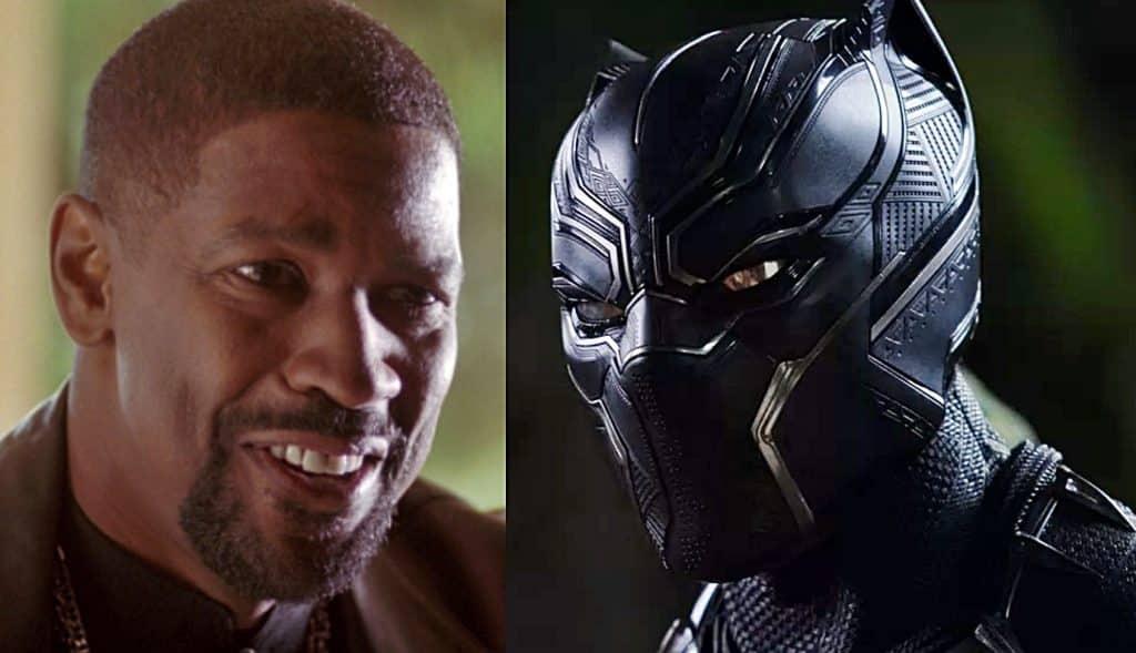 Black Panther Denzel Washington