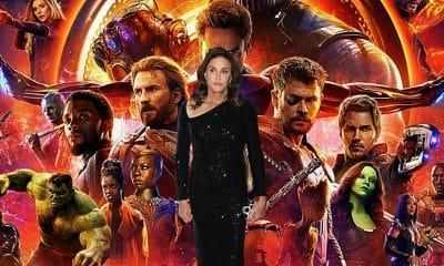 Caitlyn Jenner Marvel