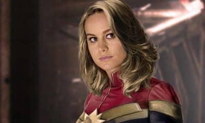 Captain Marvel Trailer Brie Larson