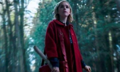 Chilling Adventures of Sabrina Netflix