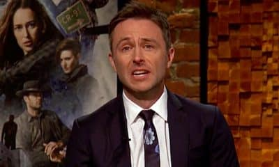 Chris Hardwick Talking Dead Return
