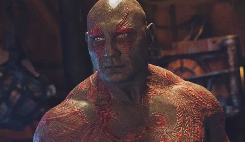 Dave Bautista Guardians of the Galaxy Vol. 3