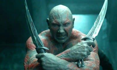 Dave Bautista Drax Guardians of the Galaxy James Gunn