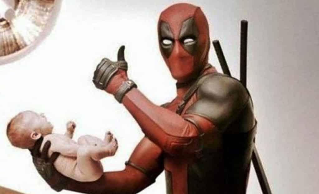 Deadpool 2 Baby Hitler Deleted Scene