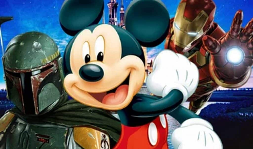 Disney Streaming Service Disney Play