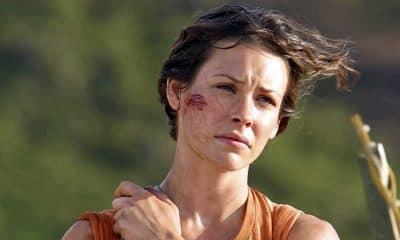Evangeline Lilly Lost