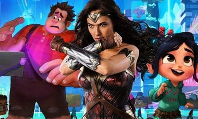 Gal Gadot Ralph Breaks The Internet: Wreck-It Ralph 2