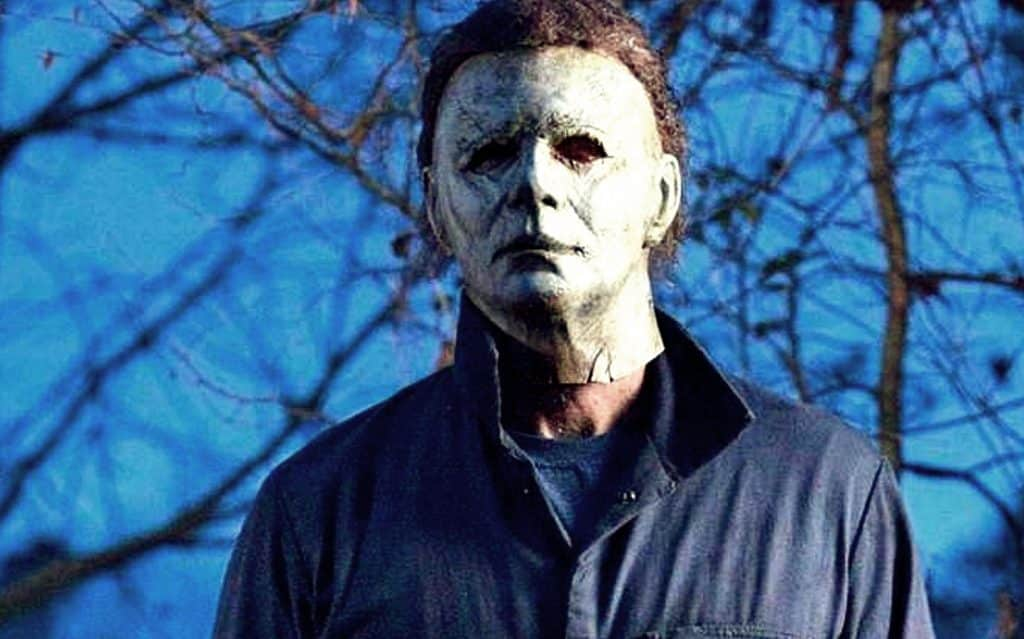 new halloween movie images reveal some of michael myers