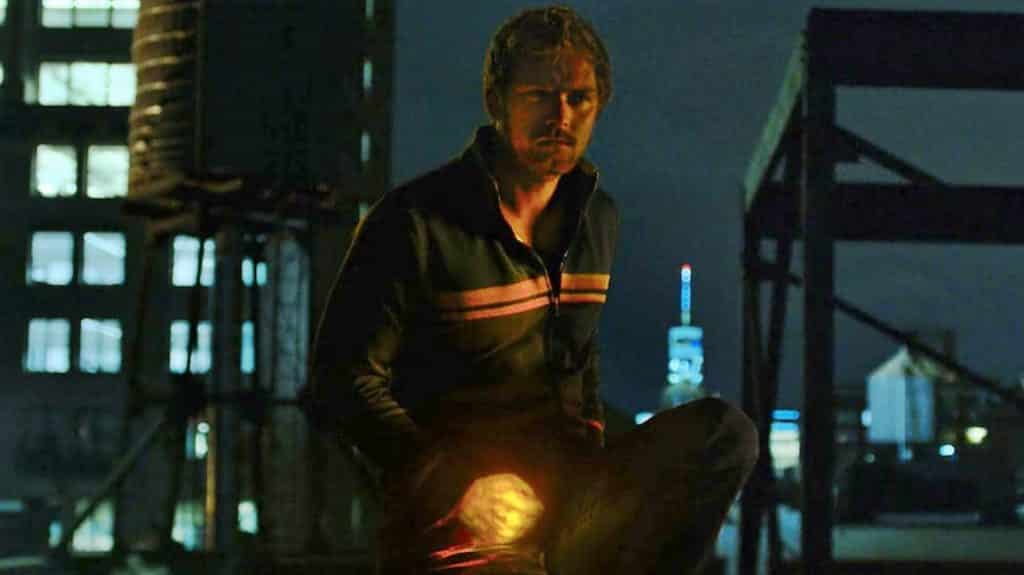 Iron Fist Danny Rand Defenders Daredevil