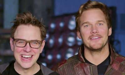 James Gunn Chris Pratt