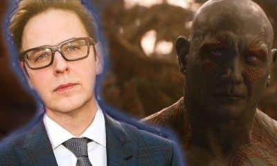 James Gunn Guardians of the Galaxy Vol. 3 Disney Marvel