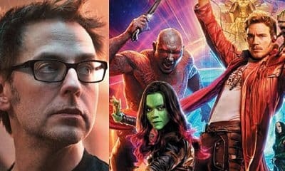 James Gunn Guardians of the Galaxy Vol. 3