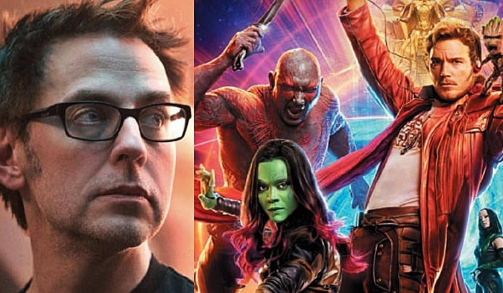 James Gunn Guardians of the Galaxy Vol. 3