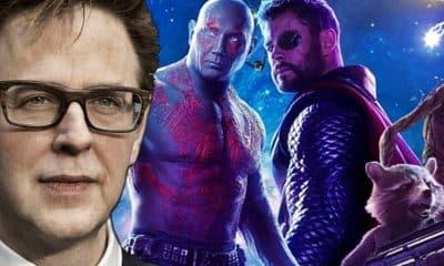 James Gunn MCU Marvel Cinematic Universe