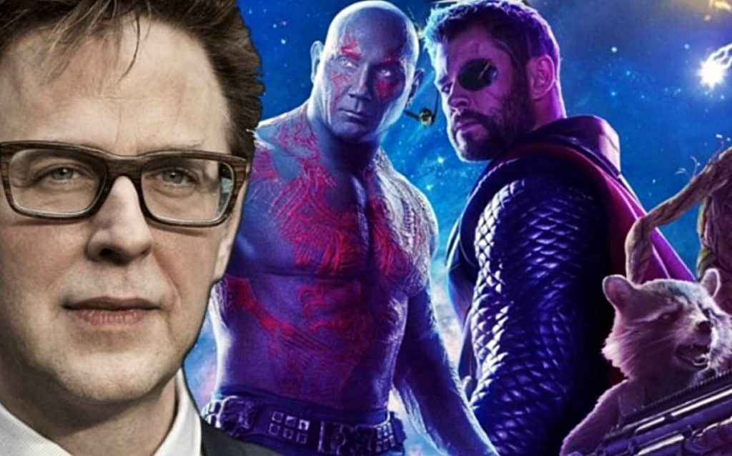 James Gunn MCU Marvel Cinematic Universe