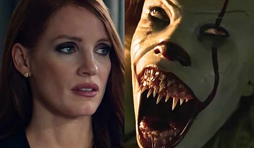 Jessica Chastain IT: Chapter 2
