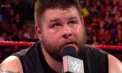 Kevin Owens WWE