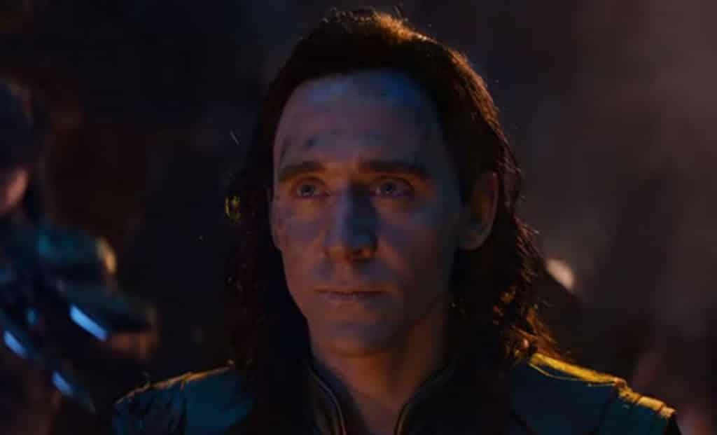 Loki Avengers: Infinity War