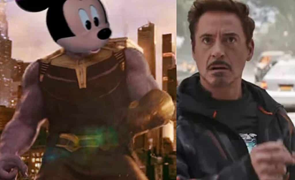 Marvel Studios Disney MCU