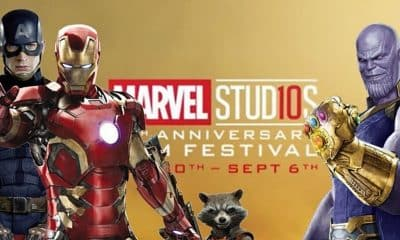 MCU Marvel Cinematic Universe IMAX Film Festival