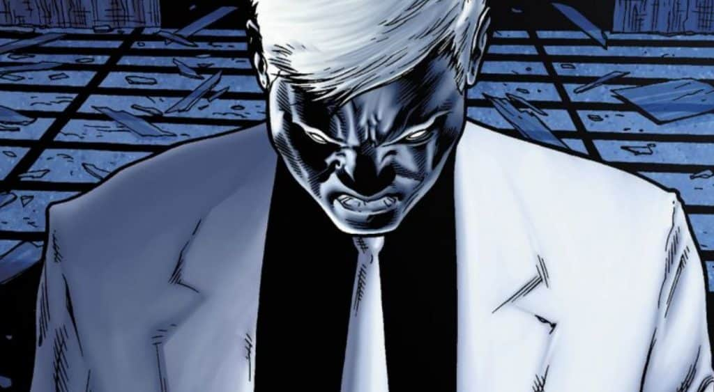 Mister Negative Marvel