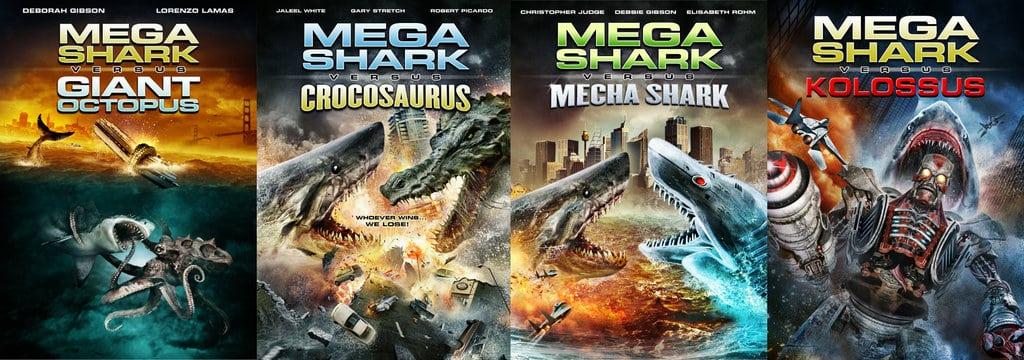 shark films mega shark franchise