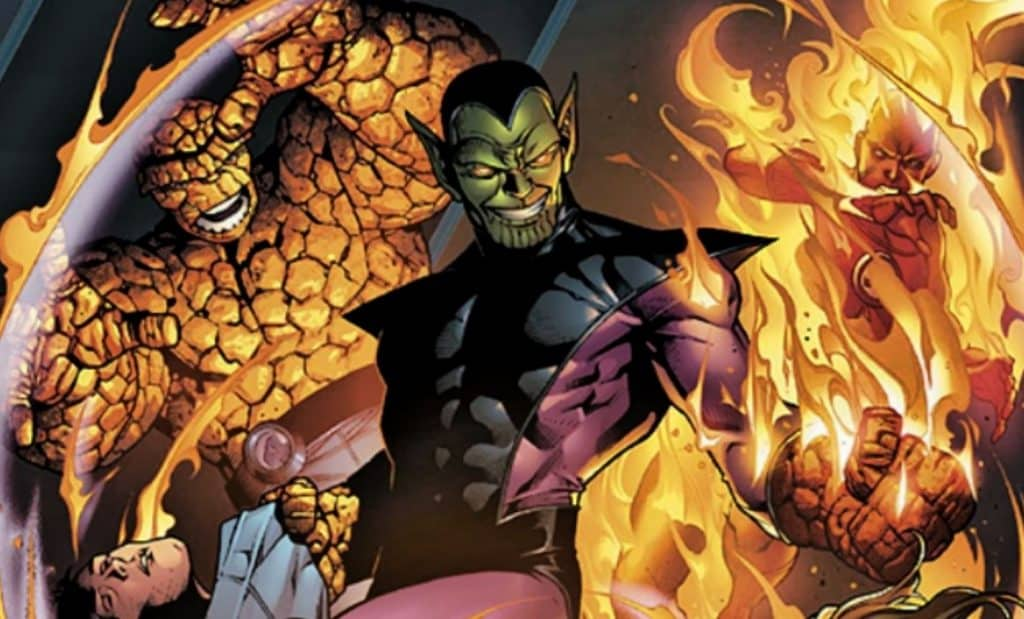 Super Skrulls Marvel