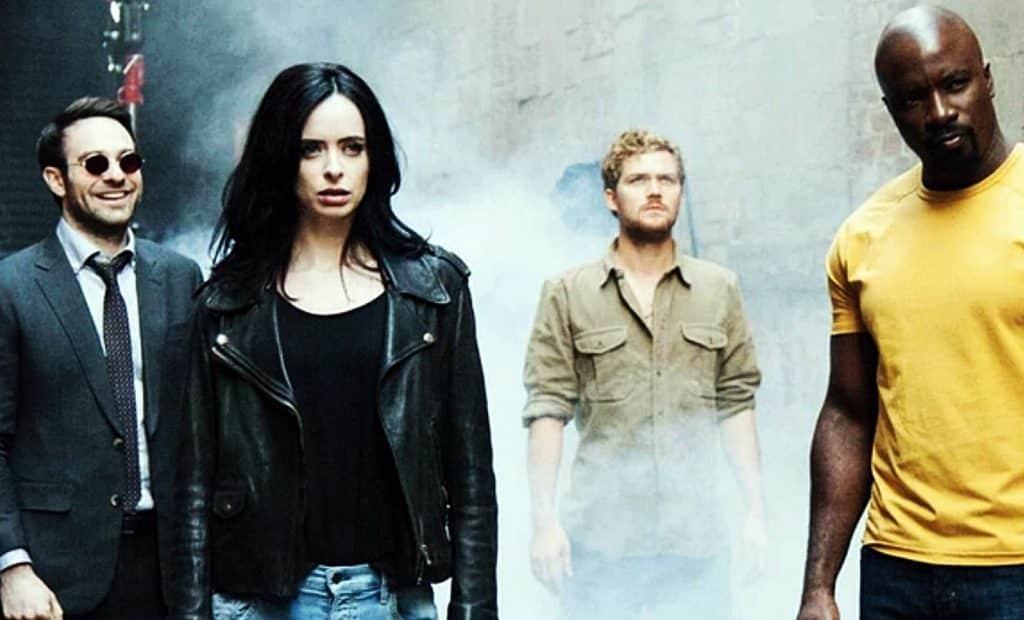 Serie Marvel / Netflix 2