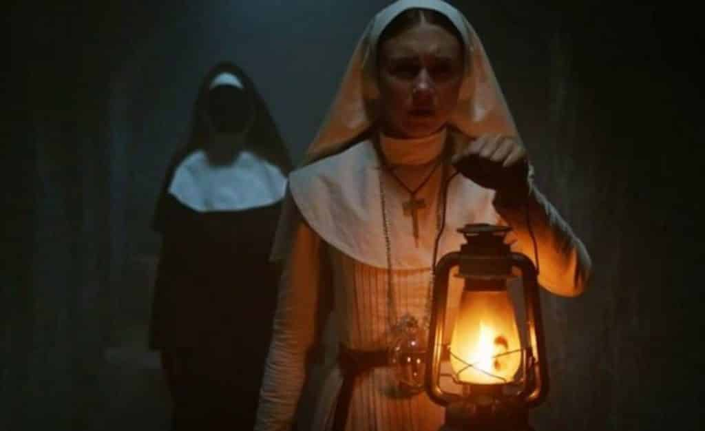 The Nun Movie VR Experience