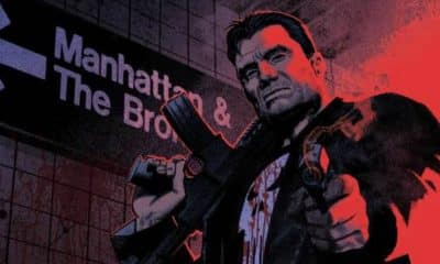 The Punisher Marvel Comics