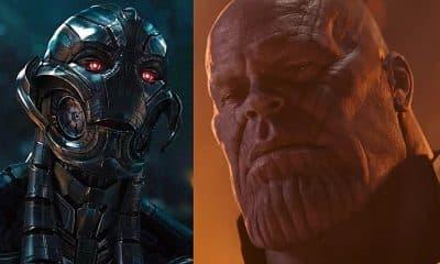 Ultron Thanos MCU Marvel