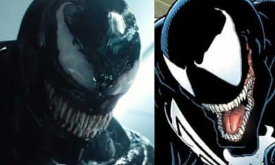 Venom Movie Todd McFarlane